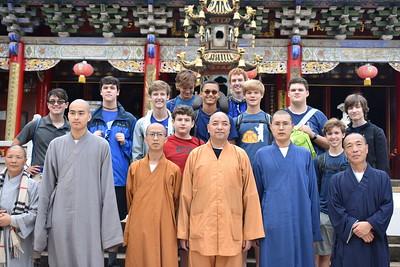 China trip, Summer 2018