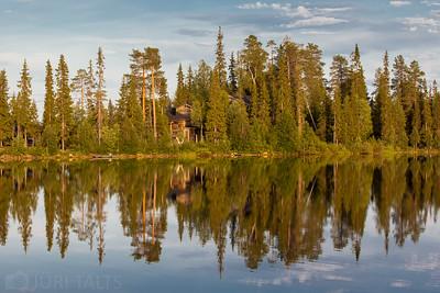 Lapland, Finland 20.-23.07.2014