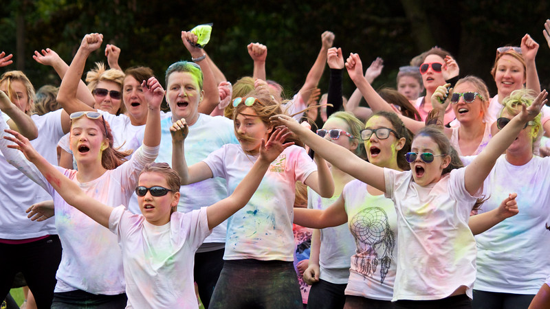 Rousing the Runners