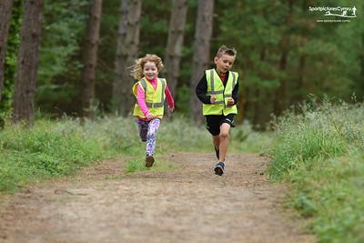 Newborough Forest Park Run - September 2019