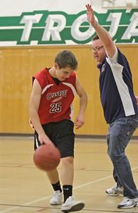 Comets Basketball 2012