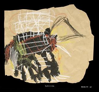 Kindergarten Aboriginal-inspired Rock Paintings