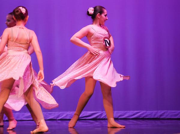 Sadie Ballet Recital