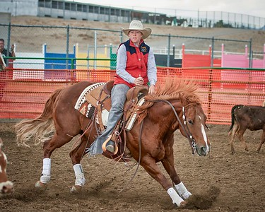 Rodeo Events Friday