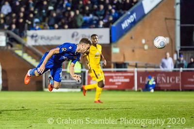Eastleigh FC vs Sutton United