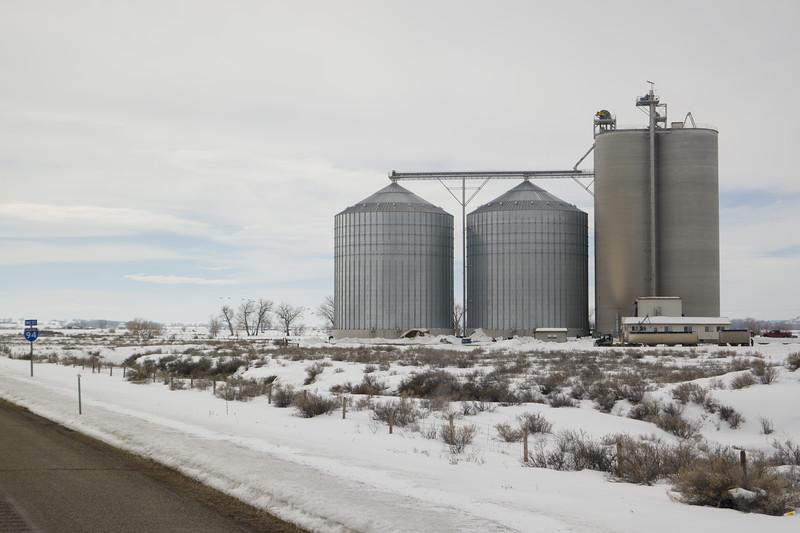 Eastern Montana Winter
