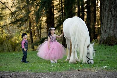 Belle Briones unicorn Session