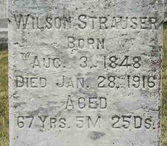 Strausser