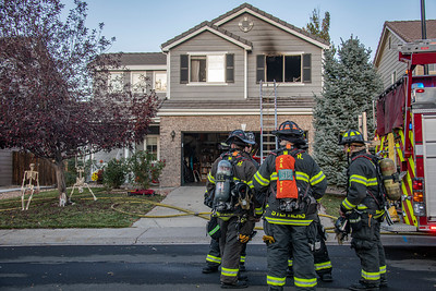 S. Norfolk Street House Fire