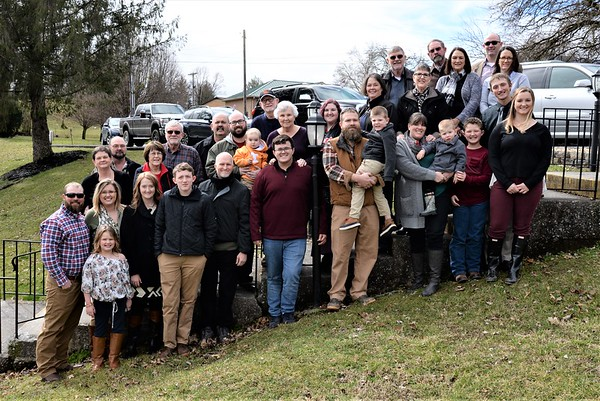 Massengill Family 2019
