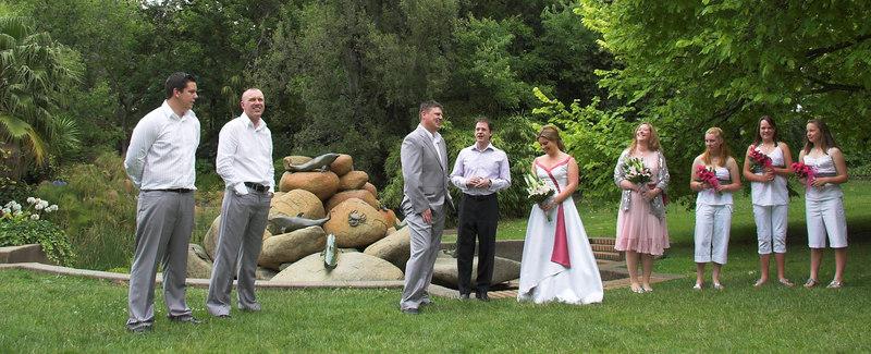 2006 Tim and Jo's Wedding