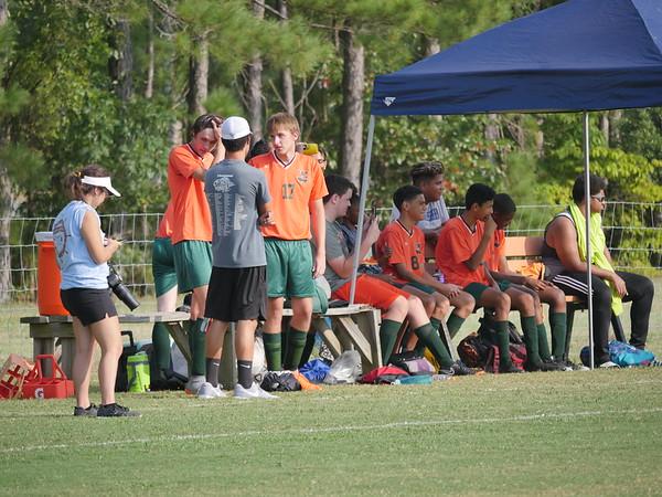 ECHS Soccer  8/23/18