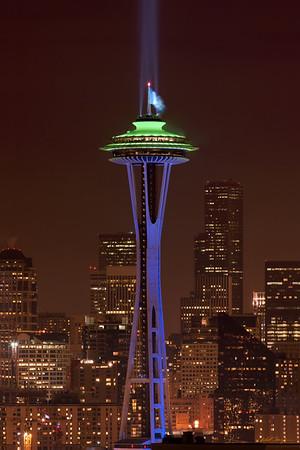 Washington State (Seattle, Mt. Rainier, Puget Sound, Pacific Northwest, etc)
