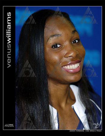 Interview - Venus Willimas