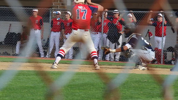 Twinsburg Baseball Playoffs 2016 vs Kenston