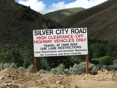 Silver City Run