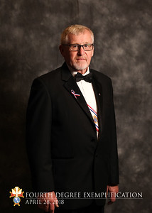 Carlisle 4th Degree Exemplification Portraits