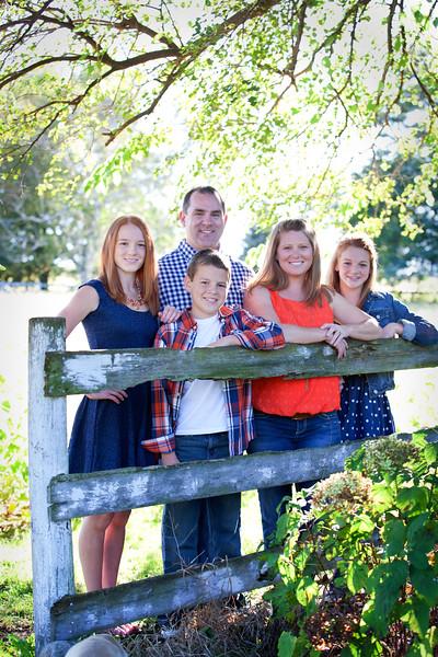 Leman Family 2015