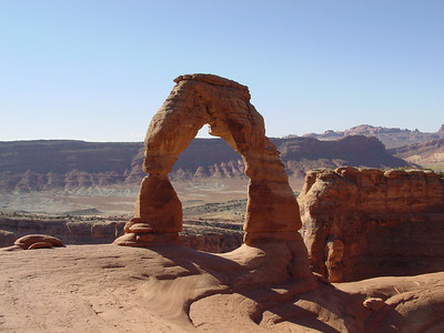 Arches NP en Dead Horse Point SP 2003