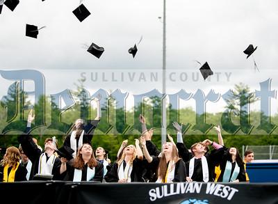 2021 Sullivan West Graduation