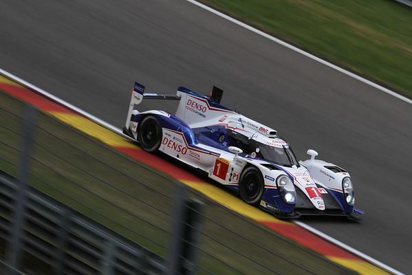 FIA WEC - 6 hours of Spa
