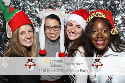 Uncommon Schools Holiday Party - 12/6/18