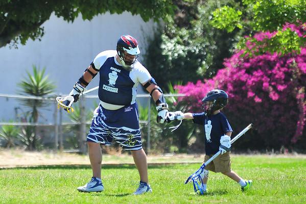 OMBAC Beachcomber vs Shooterz, 5-19-13