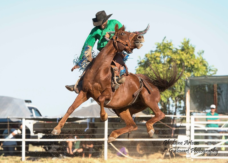 2017 Halls Creek RODEO