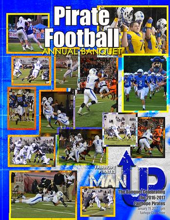 Football  Banquet 2016-17