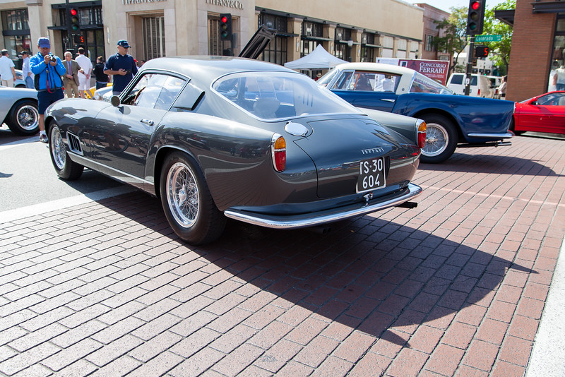 1958 Ferrari 250 GT owned by Charles Betz & Fred Peters