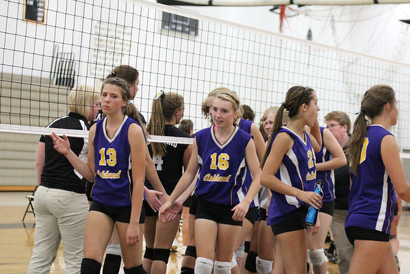 LUHS Volleyball 9-11-12