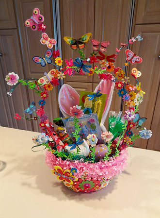 Easter at the Sullivan's - 2012
