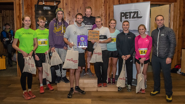 Petzl Night Trail Wales - Presentation