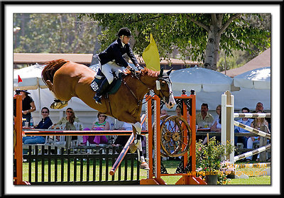Grandprix Competition at Los Angeles Equestrian Center