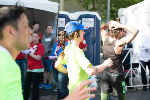 Seattle Rock 'n' Roll Marathon & Half Marathon Race 2014
