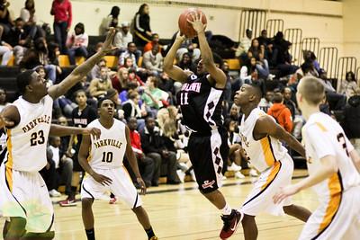 Parkville Boys Basketball 2010-2011