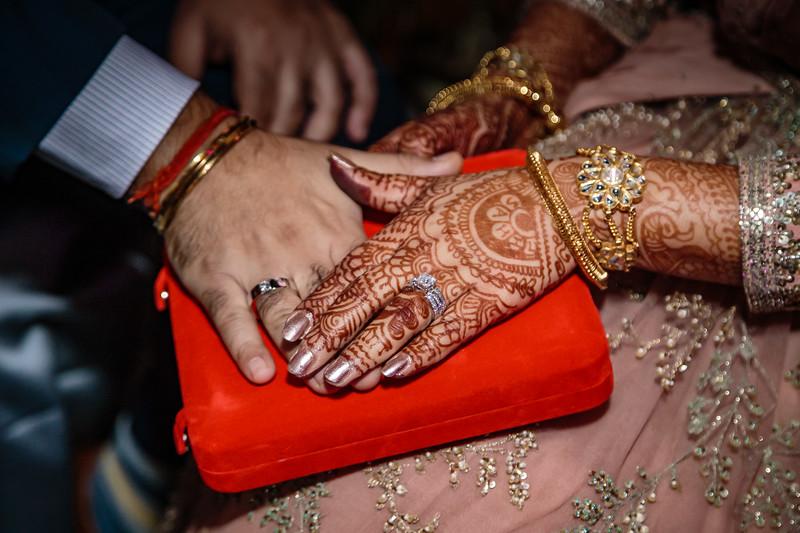 Priya & Sahil's Ring Ceremony