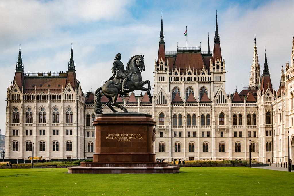 Budapest Parliament Building, Hungary