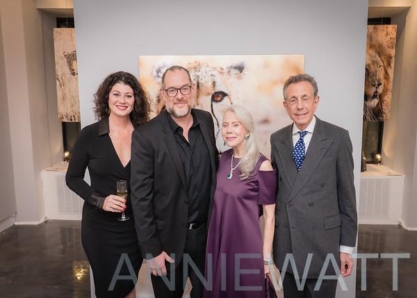 Jan 23, 2020 Heidi and Allen Roberts host Fundraiser for U.S. Friends of Hoedspruit Endangered Species