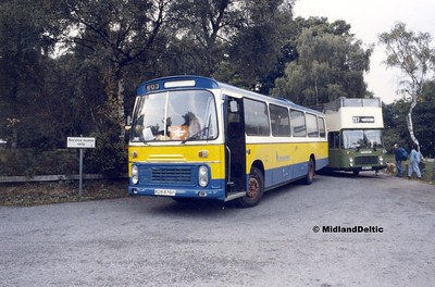 Undated Buses