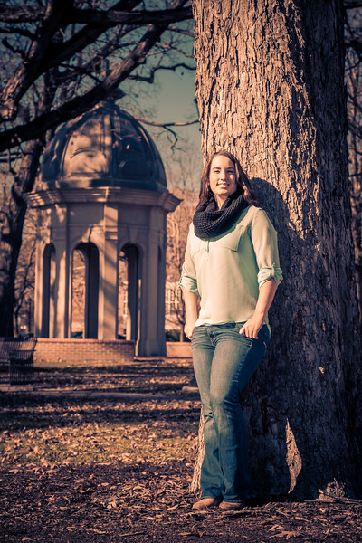 Rebecca ECU Photo Shoot