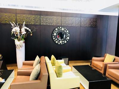 Reporte: Etihad First Class Lounge Abu Dhabi