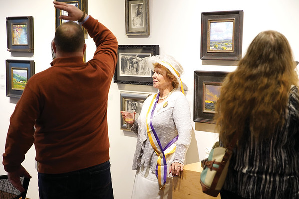 150th Anniversary of Wyoming Women's Suffrage