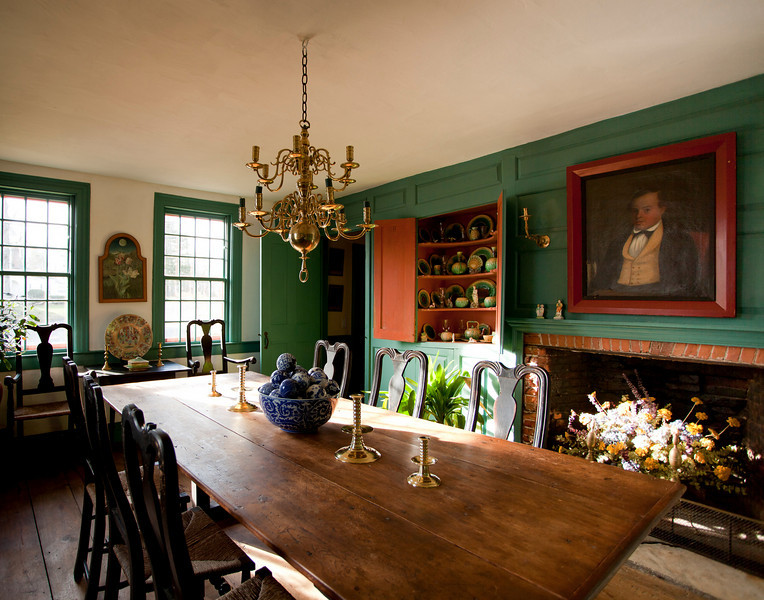 18th-Century House in Western Massachusetts