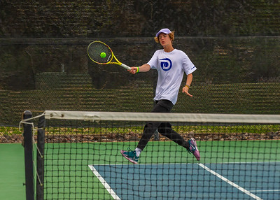 2021-03-20 Dixie HS Tennis - SG Invitational Tournament - 2nd Singles