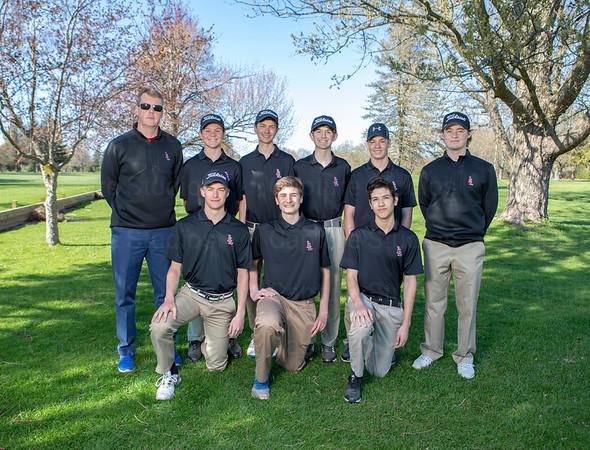 2019 Golf Boys
