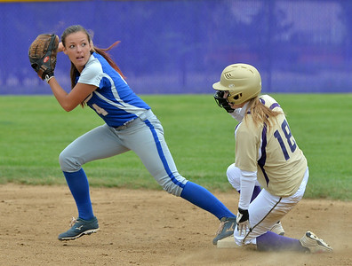 Broomfield at Holy Family Softball 2014