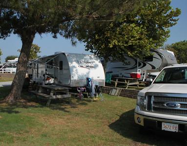 HTP RV resort, Emerals Isle, NC