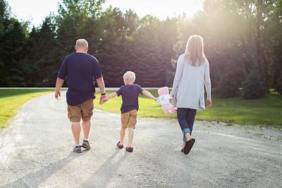 Hanson Family 2020