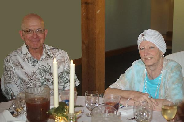 Gail & George Woods 50th Anniversary